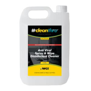 Antiviral Spray & Wipe Disinfectant Cleaner